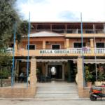 Vila Bella Gracia Krf leto 2019